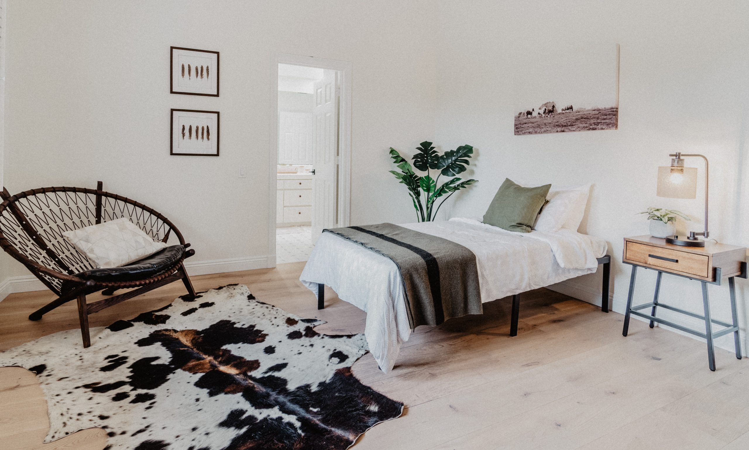 Witty Home Staging